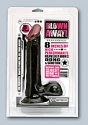Dildo Blown away schwarz